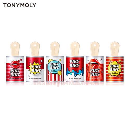 66ccd2431 Beauty Box Korea - TONYMOLY Art Pop Enamel Tint 6g [Piky Biky Edition] |  Best Price and Fast Shipping from Beauty Box Korea